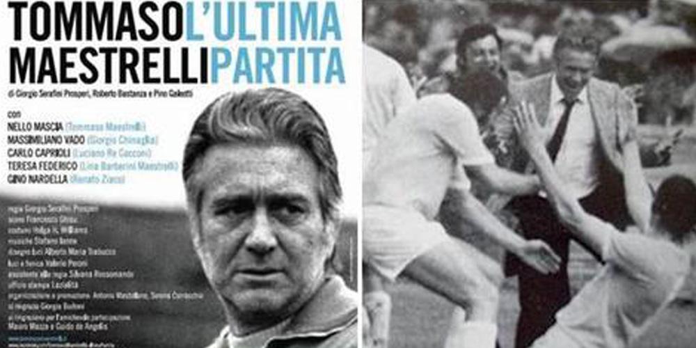 Tommaso Maestrelli. L'ultima partita