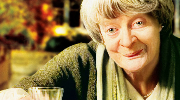 Maggie Smith in My Old Lady