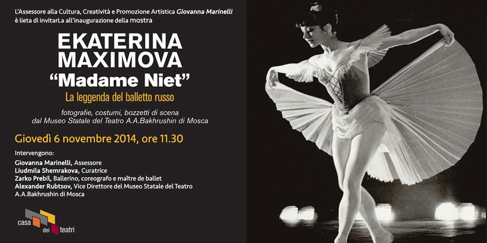 Madame Niet - La leggenda del balletto russo