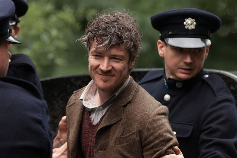 "Barry Ward in ""Jimmy's Hall - Una storia d'amore e libertà"" di Ken Loach"