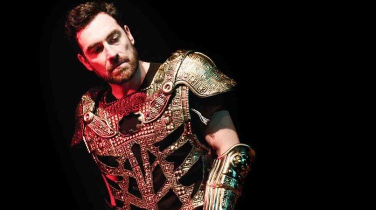 Diego Migeni in Titus Commedia Pulp