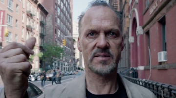 "Michael Keaton in ""Birdman"""