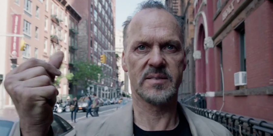 "Michael Keaton in ""Birdman"""