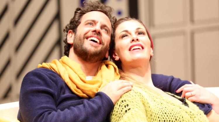Gabriele Pignotta e Vanessa Incontrada