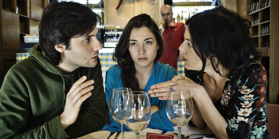Antonio Gargiulo, Maria Vittoria Scarlattei e Milena Costanzo