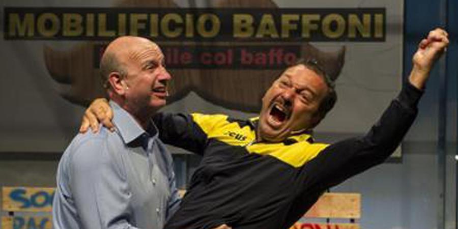 Stefano Sarcinelli e Gigi Savoia