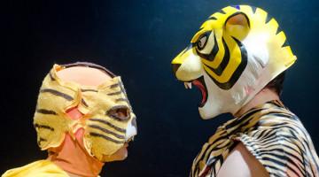 L'uomo tigre - una scena