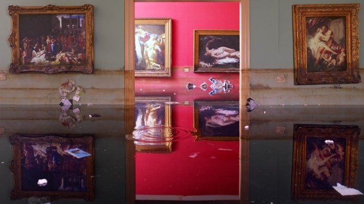 David LaChapelle, Museum, 2007