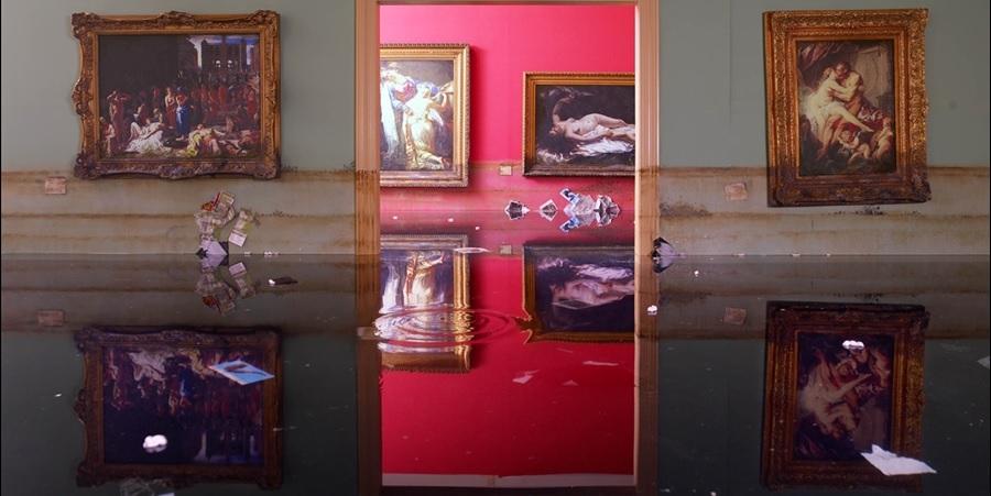David LaChapelle, Museum, 2007
