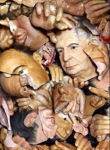 David LaChapelle, Politicians, 2012