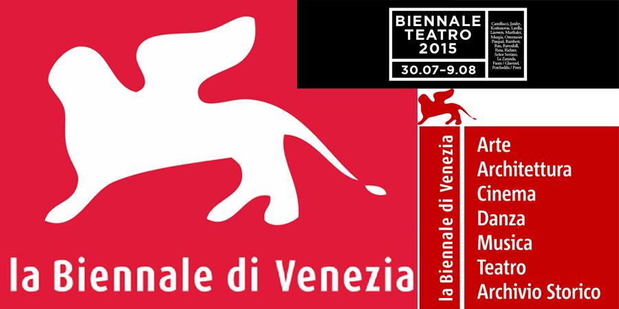 Biennale teatro 2015