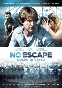 No-Escape poster