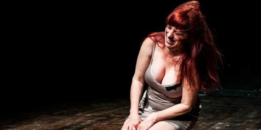 """Claudia Pellegrini in """"Anna Cappelli"""""""