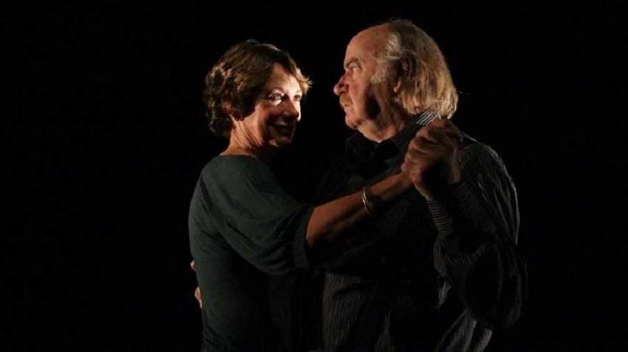 Francesca Bianco e Antonio Salines