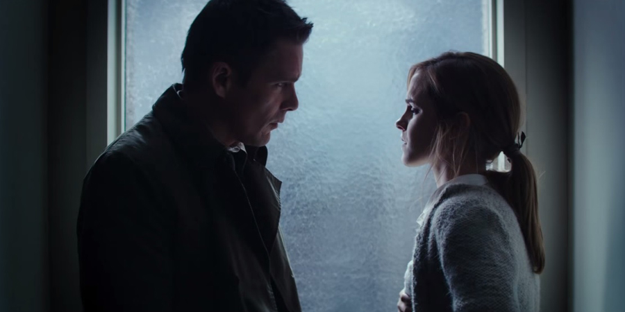 Ethan Hawke ed Emma Watson
