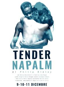 La locandina di Tender Napalm