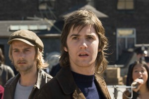Jim Sturgess and Joe Anderson Photo Credit: Abbot Genser Copyright: © 2006 Revolution Studios Distribution Company, LLC.  All Rights Reserved. **ALL IMAGES ARE PROPERTY OF SONY PICTURES ENTERTAINMENT INC. FOR PROMOTIONAL USE ONLY.  SALE, DUPLICATION OR TRANSFER OF THIS MATERIAL IS STRICTLY PROHIBITED.