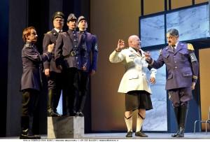 Massimo Venturiello e Lalo Cibelli (foto Federico Riva)