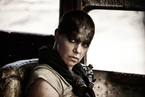 Charlize Theron in Mad Max The Fury Road