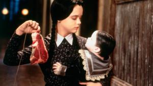Christina Ricci in La Famiglia Addams