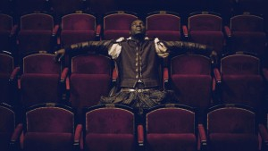Omar Sy nei panni di Otello