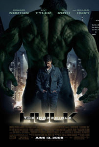 incredibile hulk loc