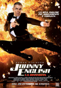 johnny english rinascita loc