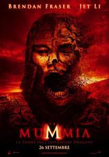 mummia-tomba-imperatore poster