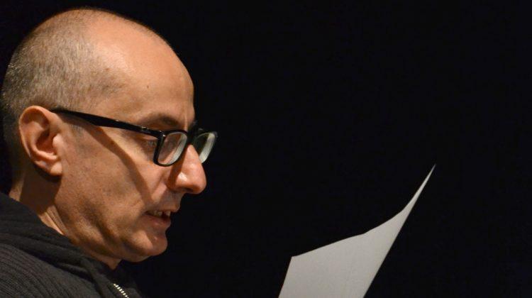 Roberto Rustioni in una foto di Lucia Menegazzo