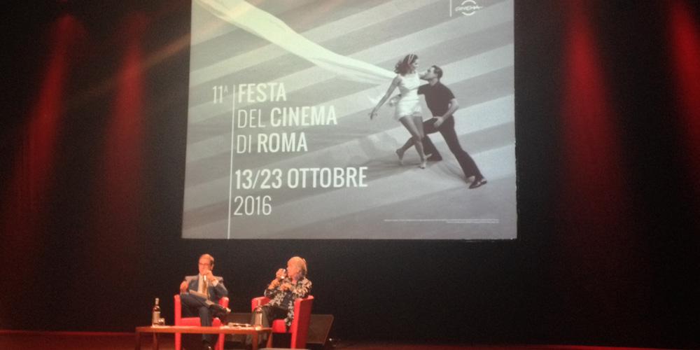 Antonio Monda, Piera Detassis alla conferenza stampa di Festa del Cinema 11