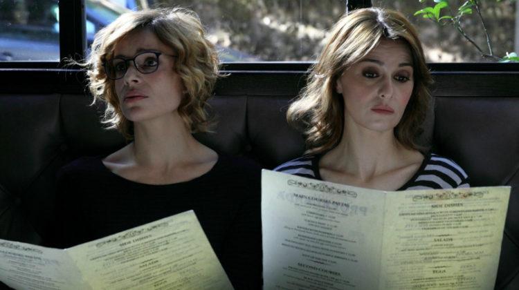 Micaela Ramazzotti e Paola Cortellesi
