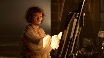Martin Freeman nel ruolo di Rembrandt (Copyright 2007 / Fabryca Obrazu)