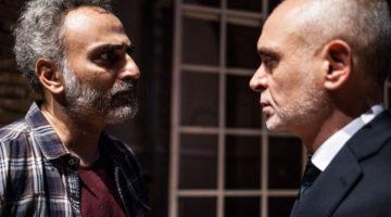 Hossein Taheri e Paolo Zuccari (ph. Tiziana Tomasulo)
