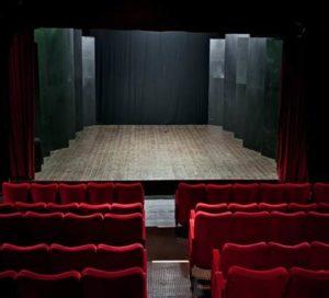 Sala Orfeo - Teatro dell'Orologio di Roma