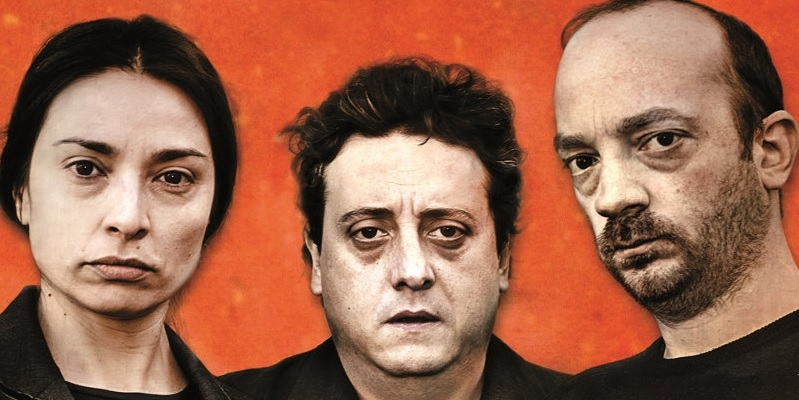Cristina Pellegrino, Massimo De Lorenzo, Carlo De Ruggieri