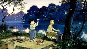 La tomba delle lucciole di Isao Takahata
