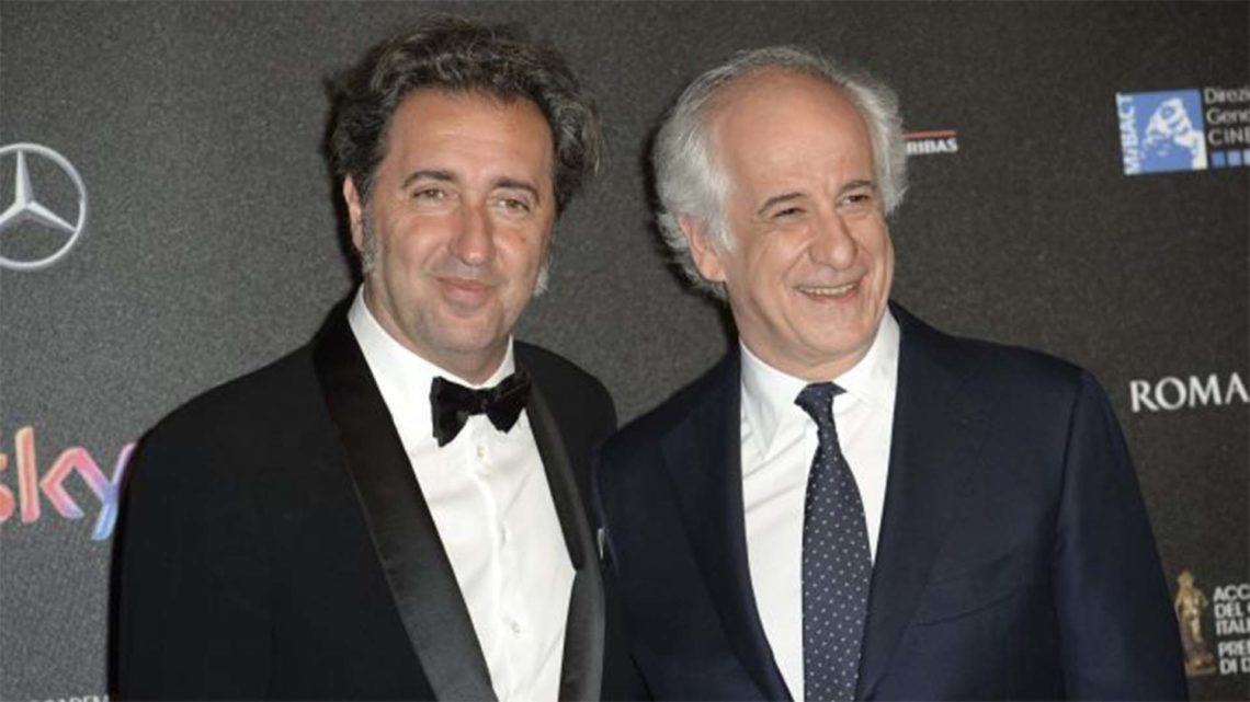 Paolo Sorrentino e Toni Servillo