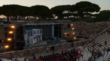 Mamma Mia! al Teatro Romano Antico di Ostia (ph. Fabio Melandri)