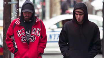 Robert Pattinson e Benny Safdie in 'Good Time'