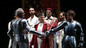 Richard II. Foto di Paolo Porto