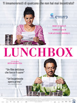 The Lunchbox - Locandina