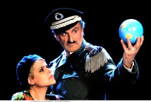 Foto di scena Il grande dittatore