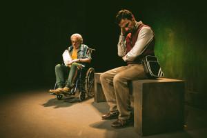 Giorgio Colangeli e Francesco Montanari - Foto di Alessandro Montanari