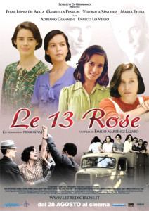 13 rose poster