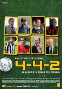 4 4 2 il gioco piu bello del mondo poster