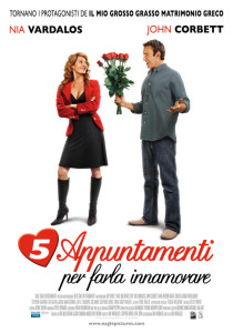 5 appuntamenti per farla poster