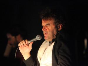 Pippo Delbono. Foto di Maria Bratos