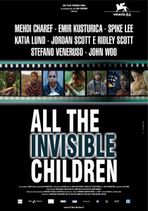 All the invisible children loc