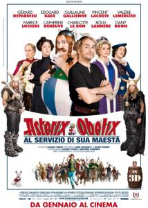 asterix e obelix poster