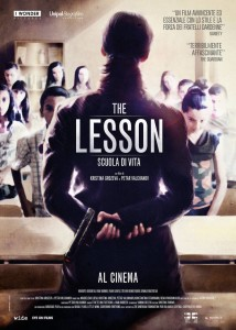 LESSON poster